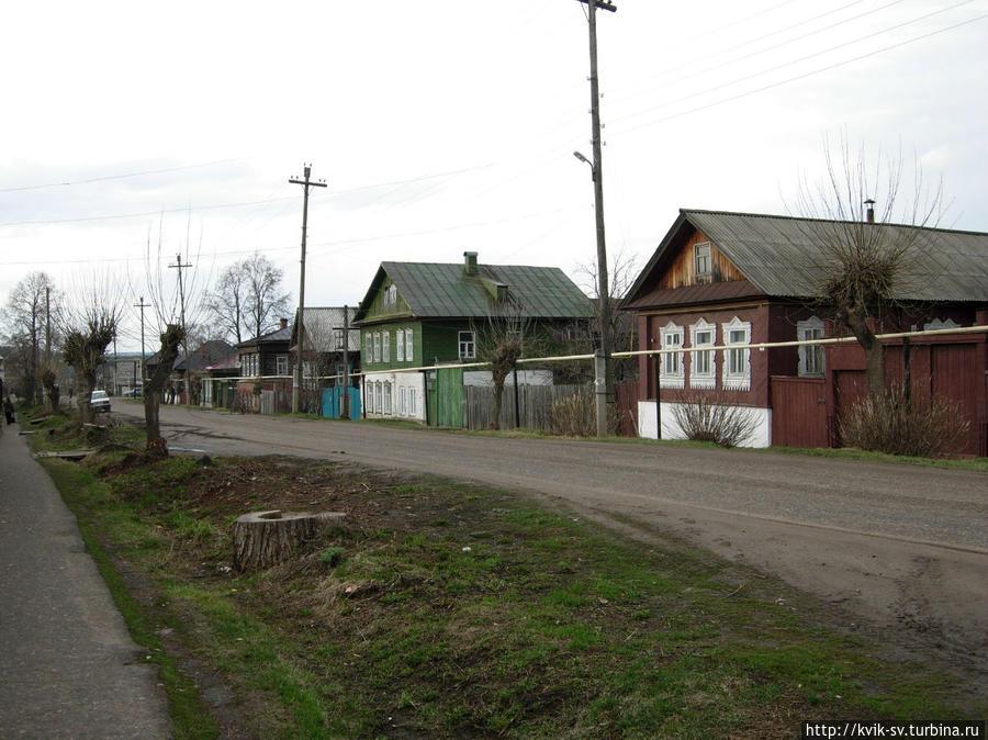 Далее  по  Елкина. Уржум, Россия