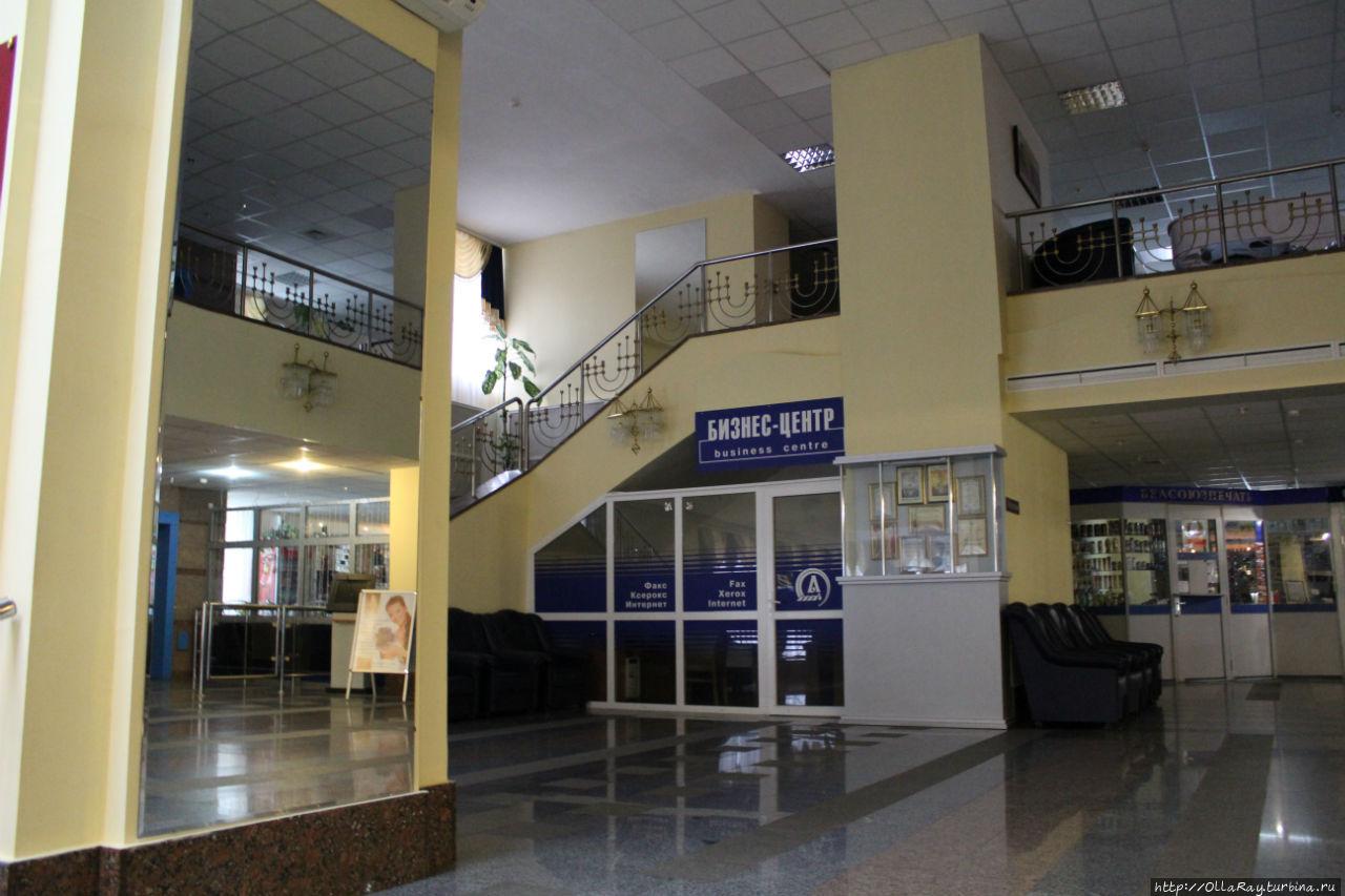 Основной холл