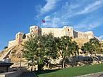 Крепость г.Газиантепа. Общий вид.