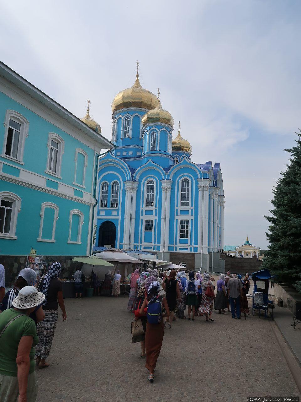 Задонск: православная столица России