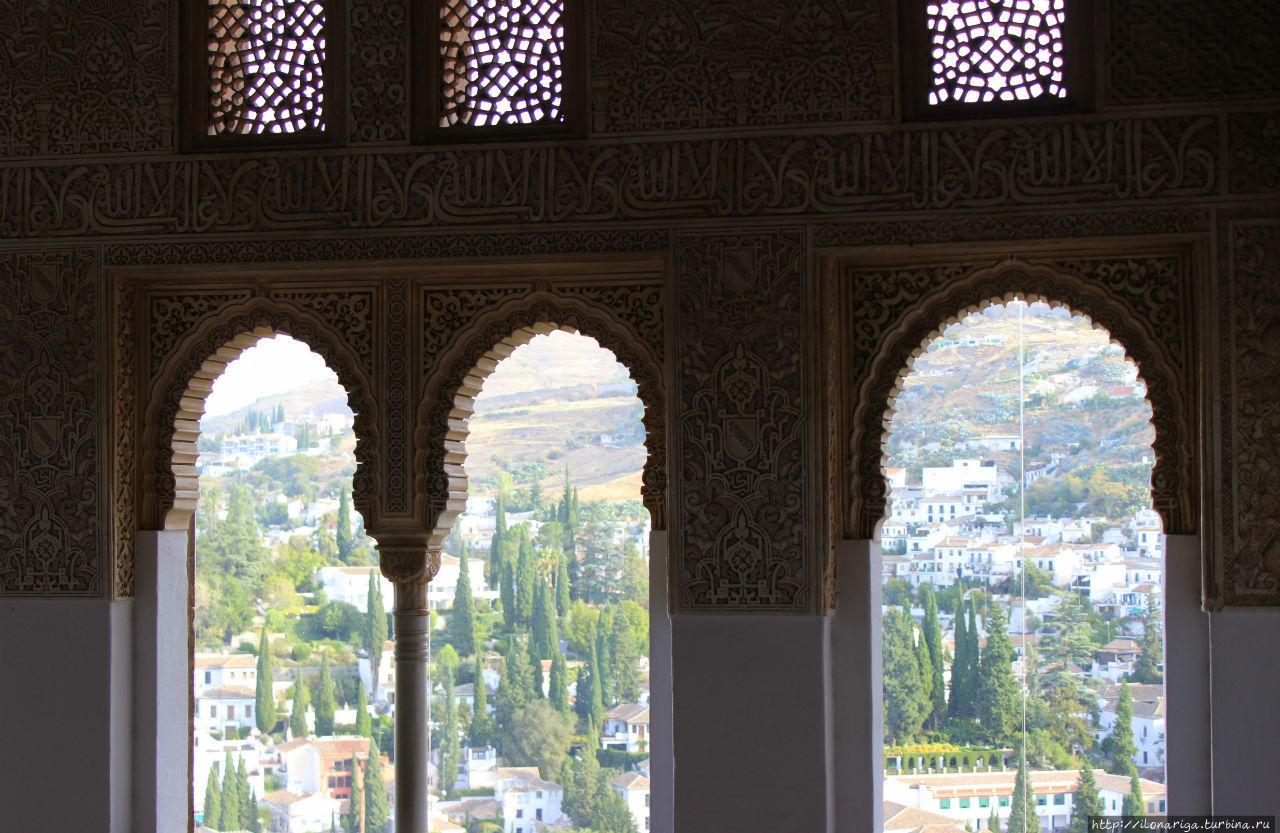 Альгамбра. Изумрудная жемчужина Гранада, Испания