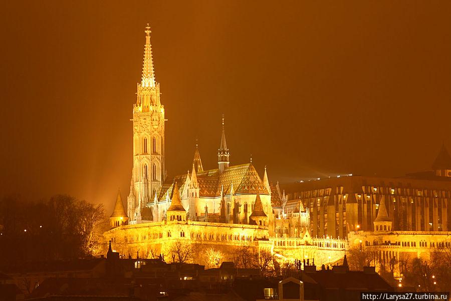 Церковь Матьяша Будапешт, Венгрия