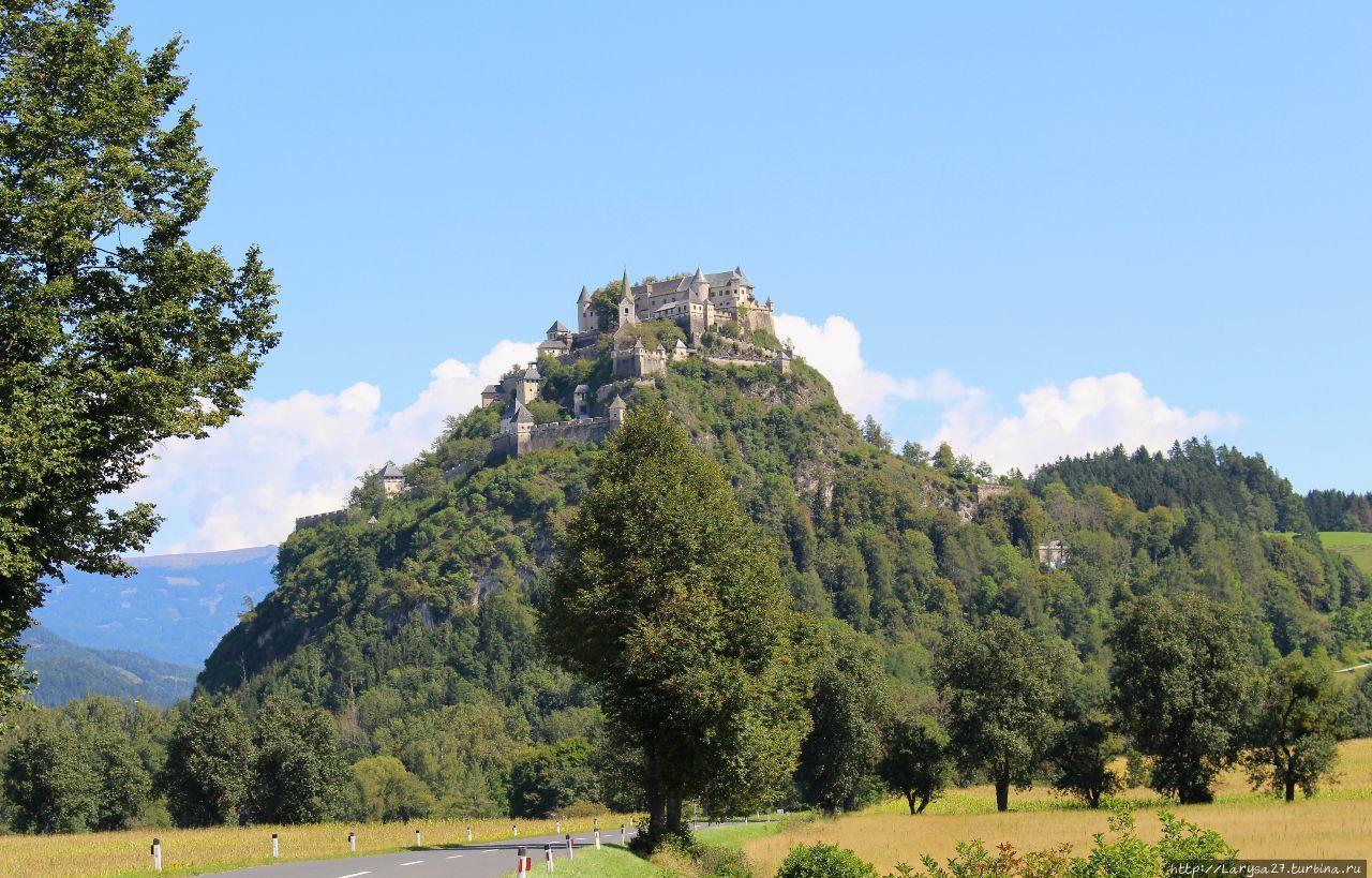 Замок Хохостервиц