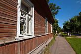К концу улицы К. Маркса дома уже деревянные