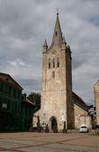 Собор Иоанна Крестителя, построенный в XIII веке.