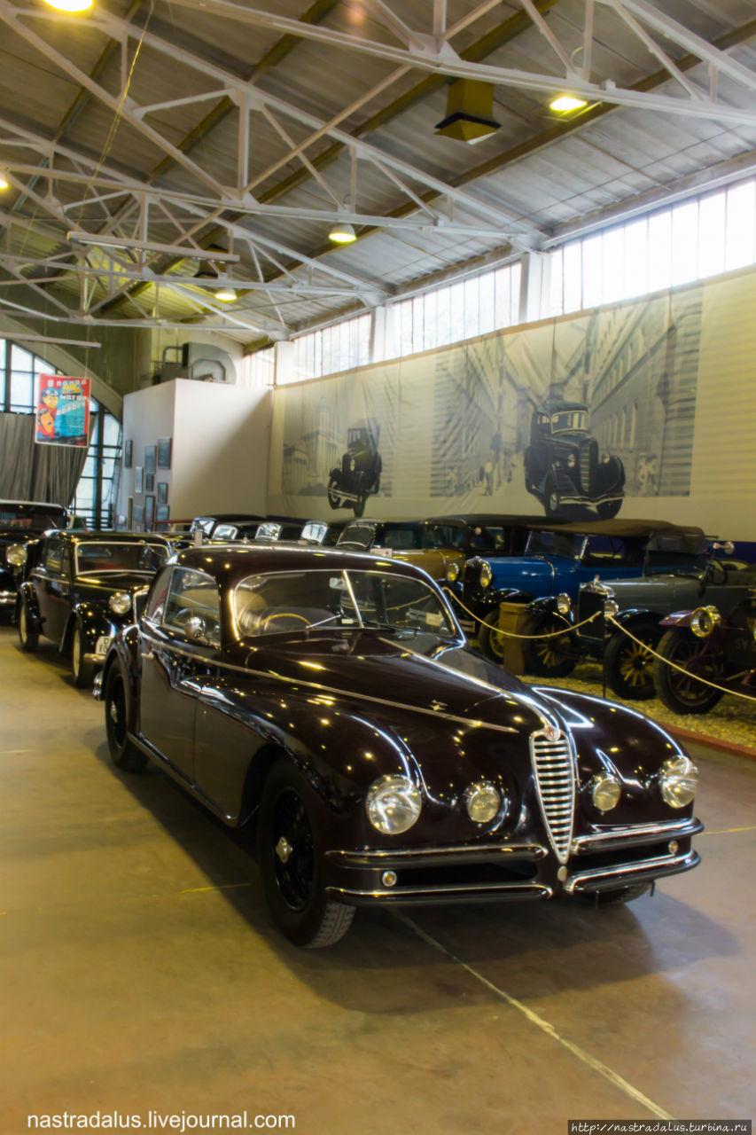 Золоторожский вал музей ретро автомобилей 4