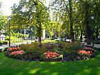Парк у Бальнеологического комплеса