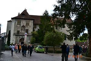 Старый замок (Altes Schloss или Burg Meersburg) — главная достопримечательность Меерсбурга