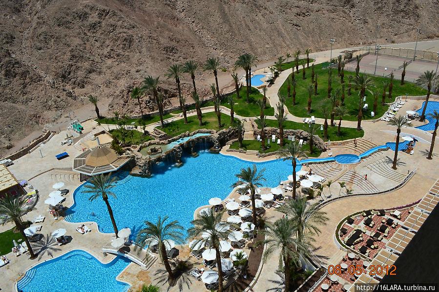 Вот такой симпатичный бассейн