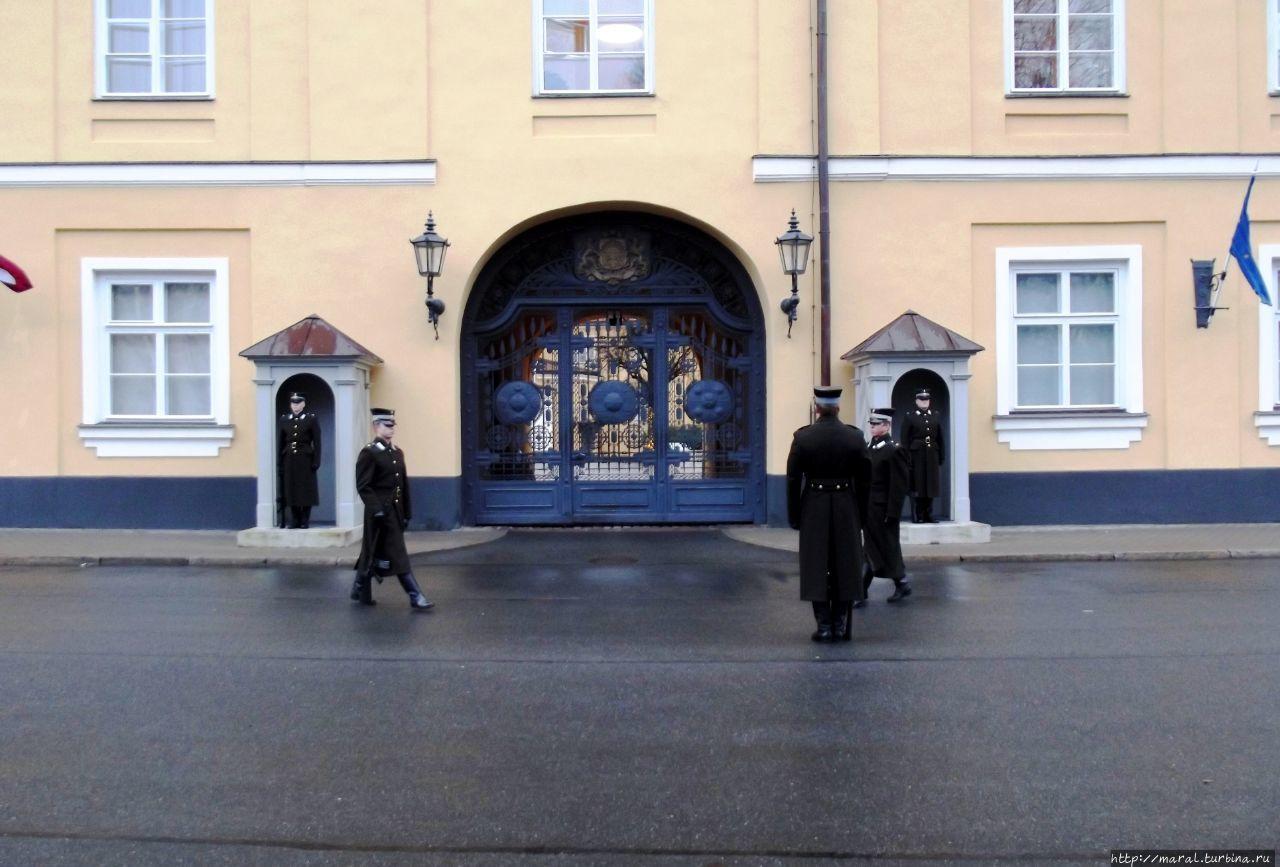 Новогодняя сказка Риги. О, сколько нам открытий чудных! Рига, Латвия