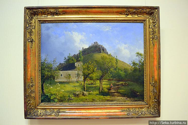 Антал Лигети. Пейзаж, 185