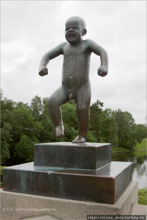 16. Эту скульптуру называют