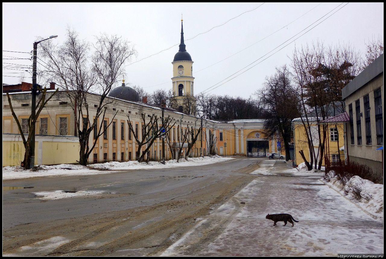 Присутственные места, 1780 — 1809  гг. Калуга, Россия