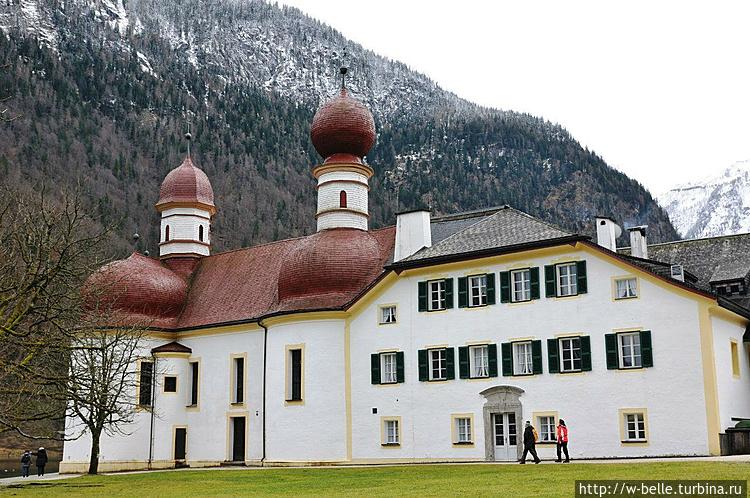 Церковь святого Варфоломе