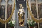 Богоматерь радости в Базилике Тонгеренской Богоматери