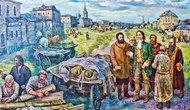 Демидов и Петр Первый(из Интернета)