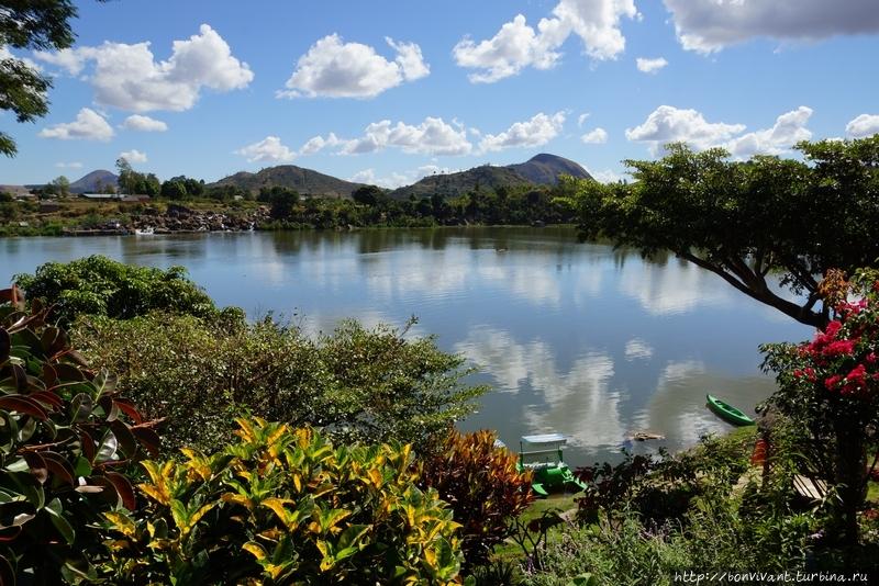 Озеро Кавита