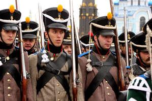 Гренадеры егерского полка