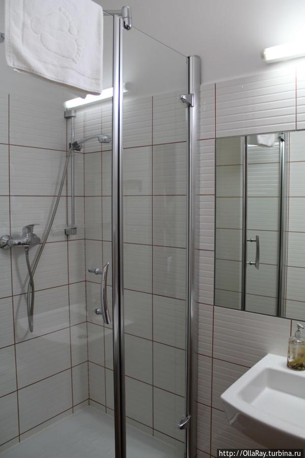 Ванная комната. Душ