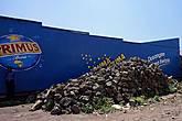 Опять реклама пива и вулканический камень