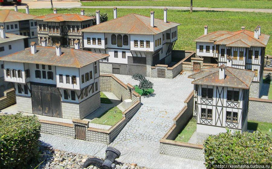 Немецкая(!) деревня в Турции