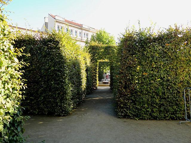 Вальдштейнский парк