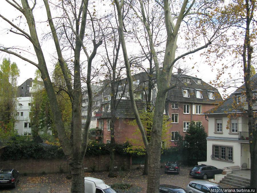 Вид из окна-2