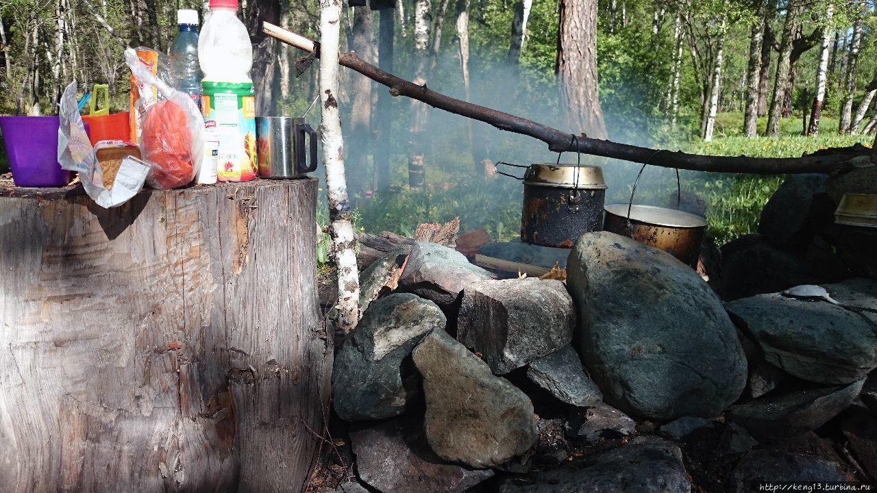Сказка горных озёр Тюнгур, Россия