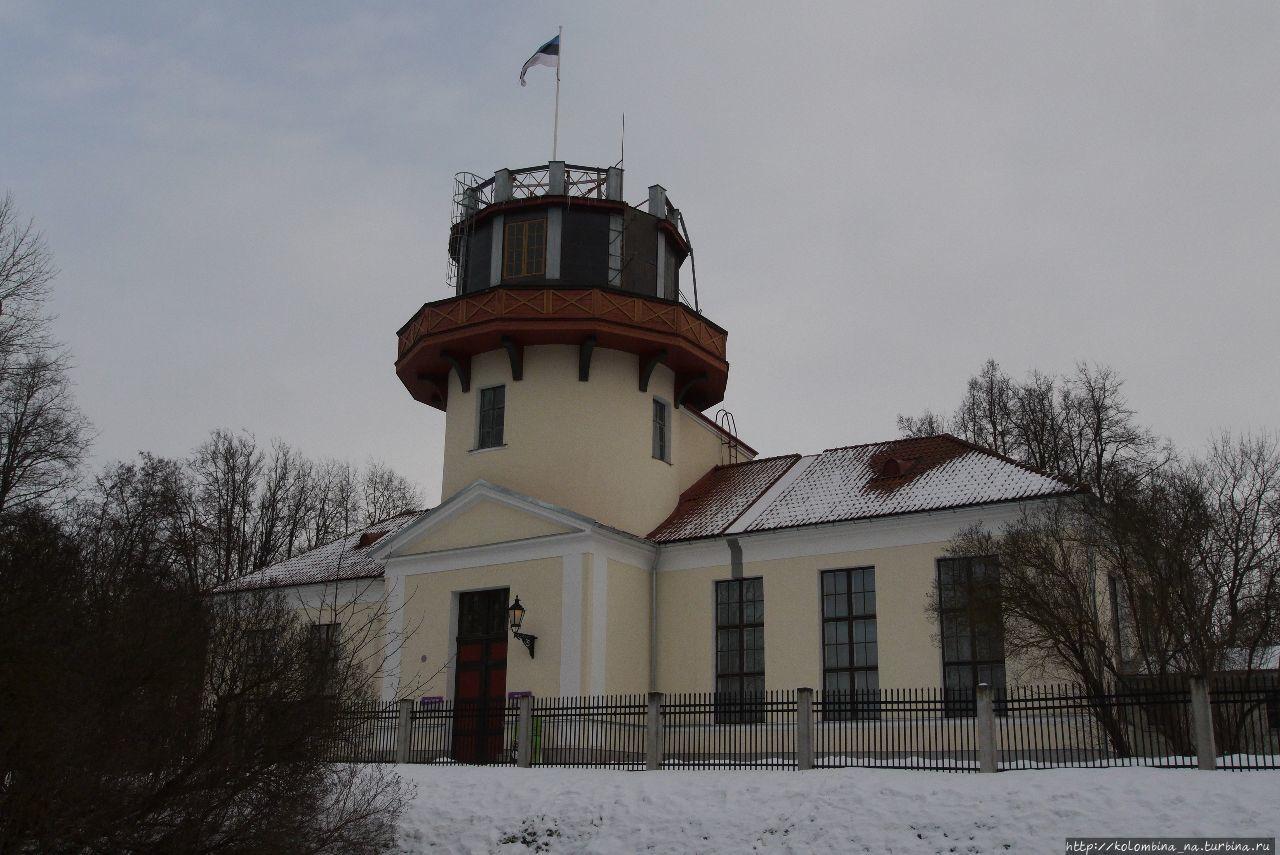 Обсерватория Университета