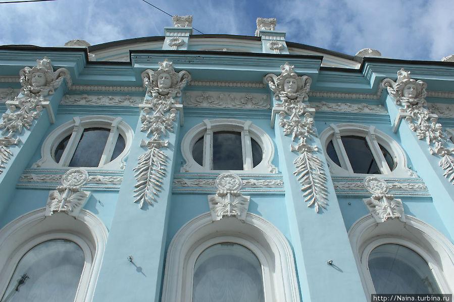 Парадный фасад