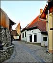 Средневековые улочки крепости