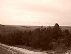 Там, за горизонтом степь Донецкая