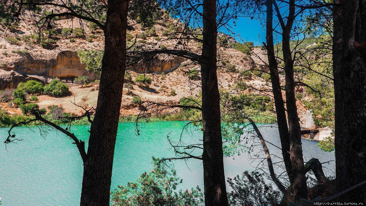 Каминито дель Рей. Страшно красиво Ардалес, Испания