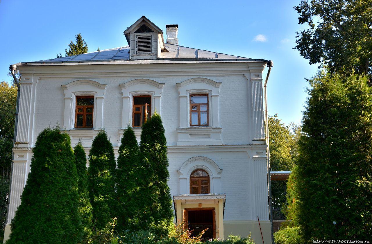 Свято-Троице Стефано-Махрищский монастырь Махра, Россия