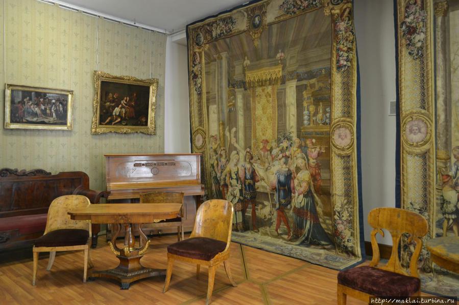 Шпалеры Мишеля Одрана (1737-1740 гг.)