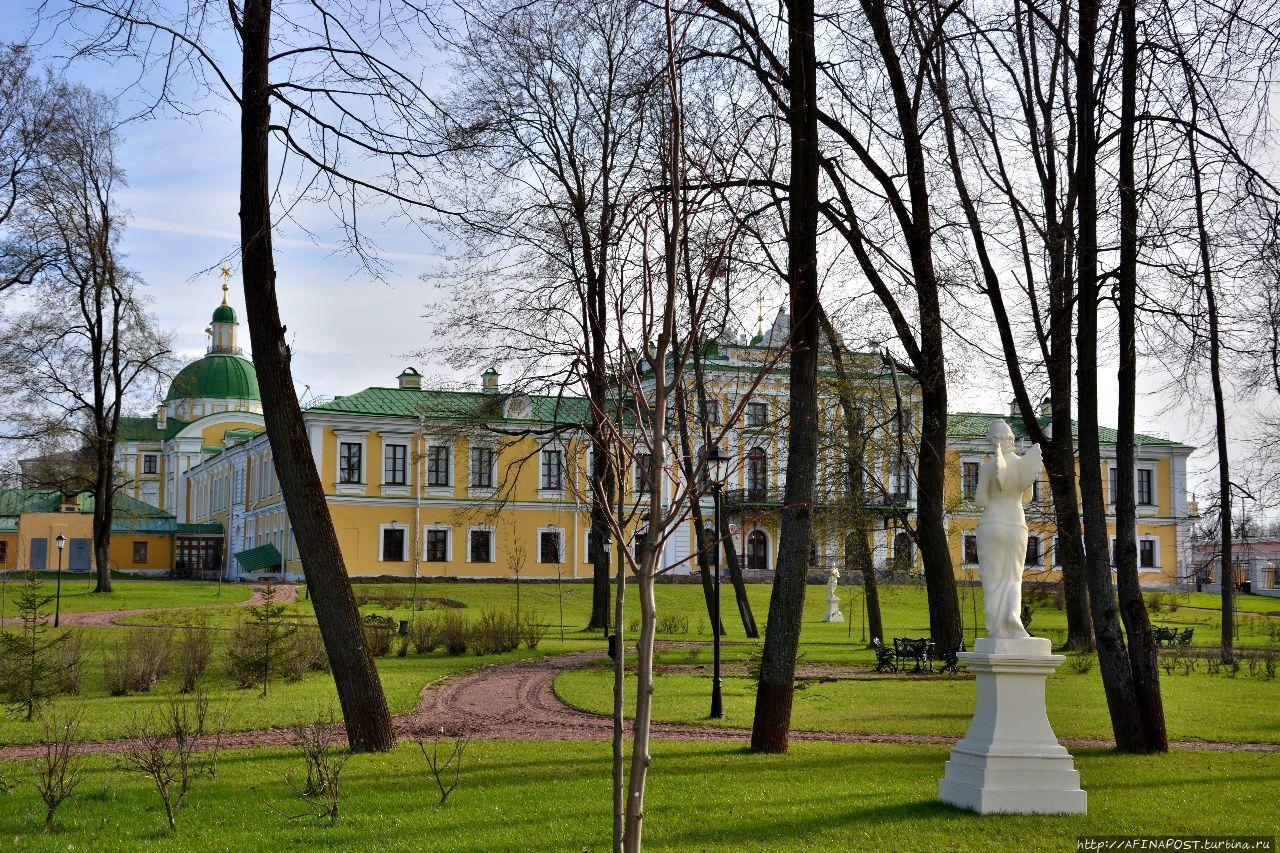 Тверь. Круг жизни Путевого дворца