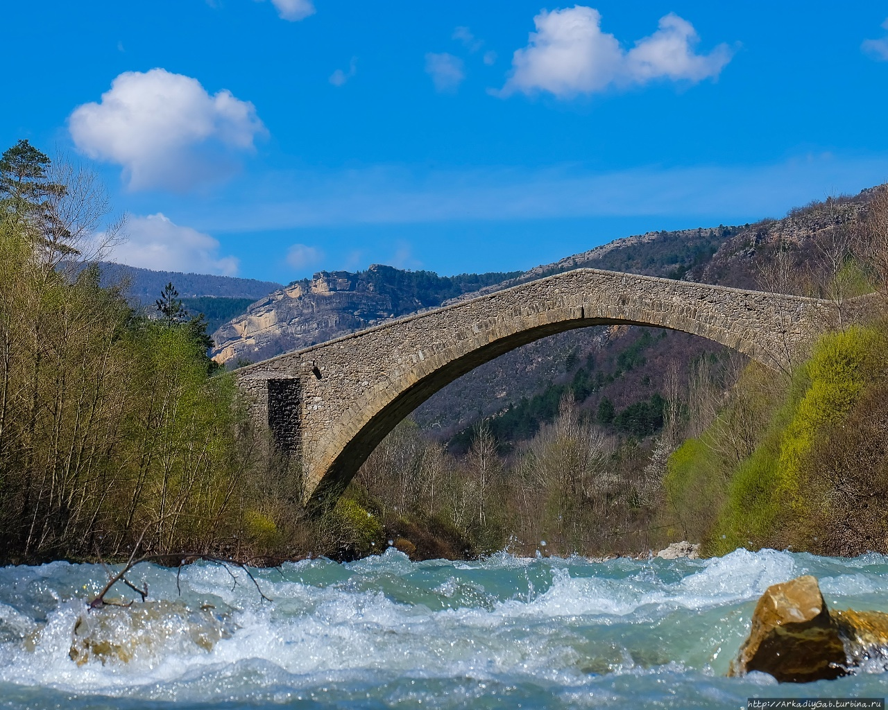 На обочине Прованса Кольмар-лез-Альп, Франция