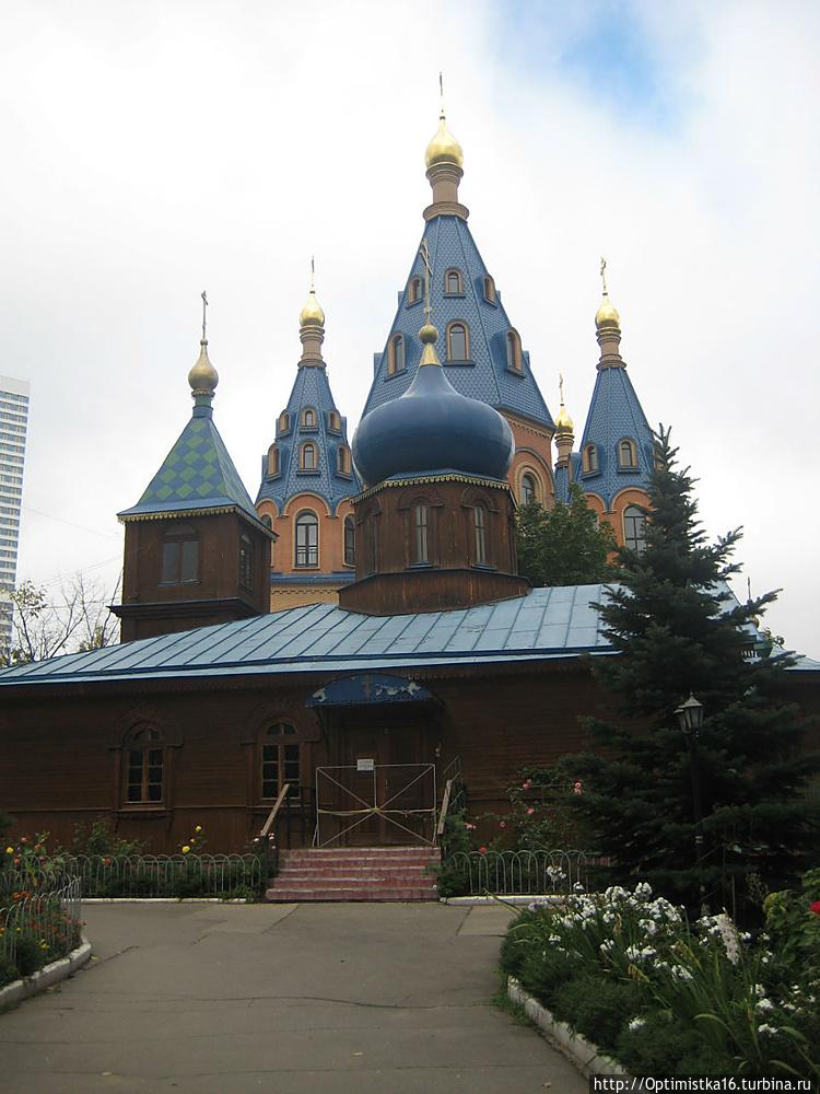 В марте 1997 г. построена