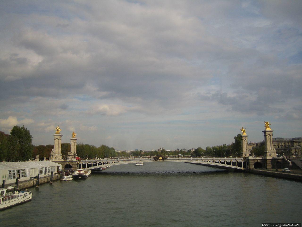 Мост Александра III через