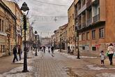Местная пешеходная улица