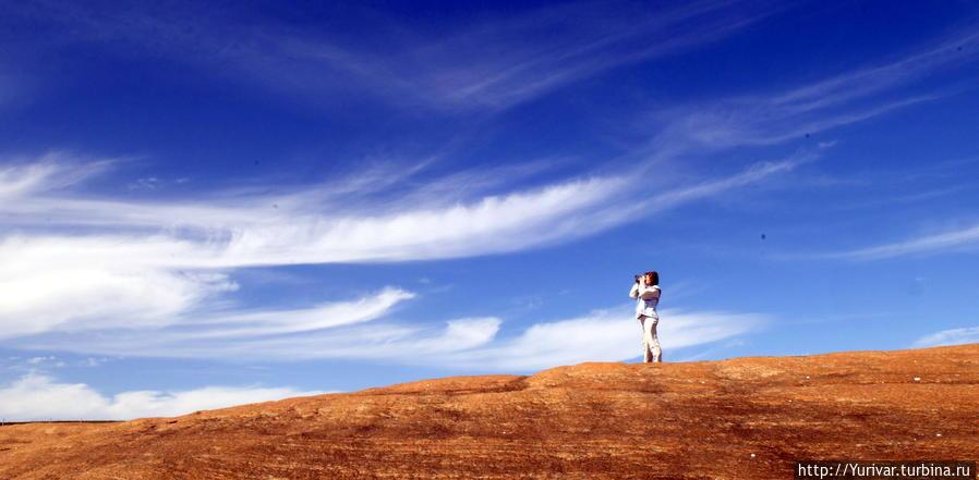 Суровая красота мыса Леувин Маргарет-Ривер, Австралия