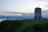 Японский маяк. Южно — Курильск.