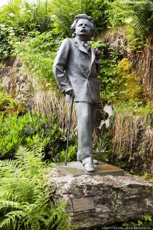 20. Ещё раз великий норвежский композитор Эдвард Григ.