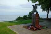 Памятник погибшим в годы войны