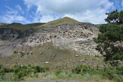 Пещерный город царицы Тамары