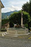 Городской фонтан Швица