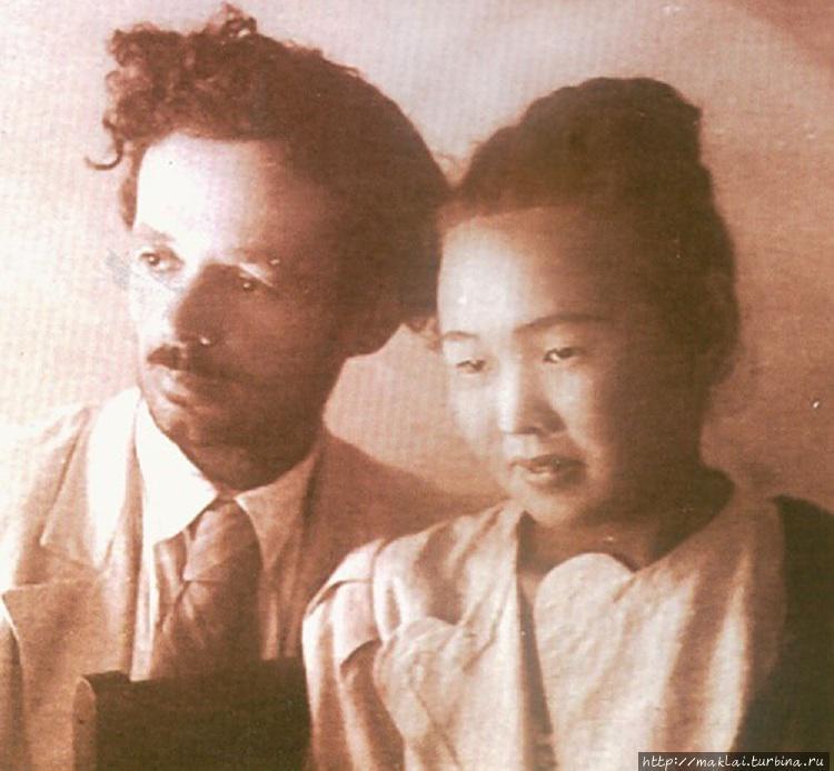 И.Н.Карачакова и Козаченк