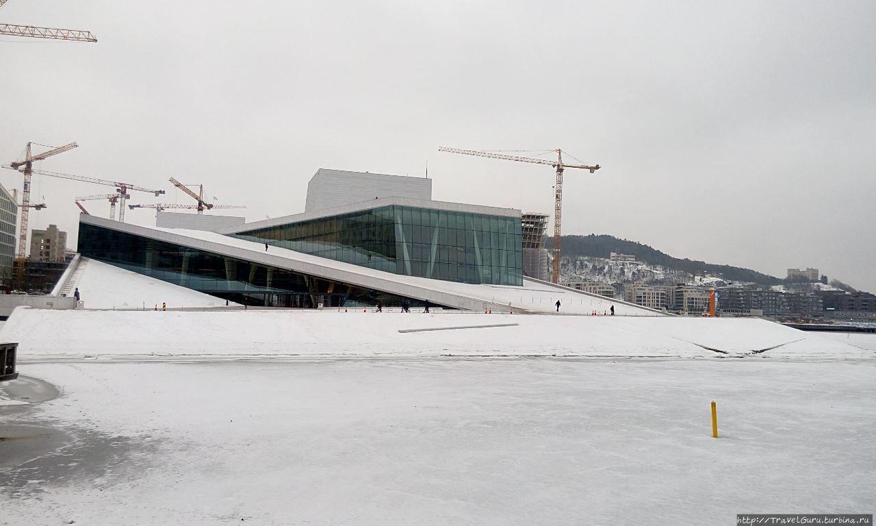 Скандинавия в три прыжка. Прыжок первый — Осло Осло, Норвегия