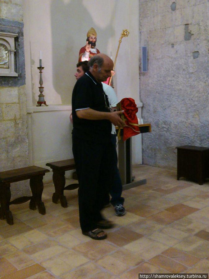 Тарквиния. Церковь святого Мартина Тарквиния, Италия