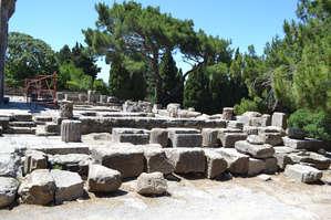 Развалины храма (Филеримос)